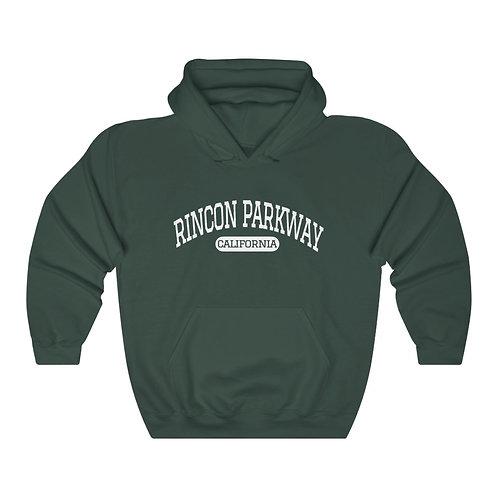 Rincon University Unisex Heavy Blend™ Hooded Sweatshirt