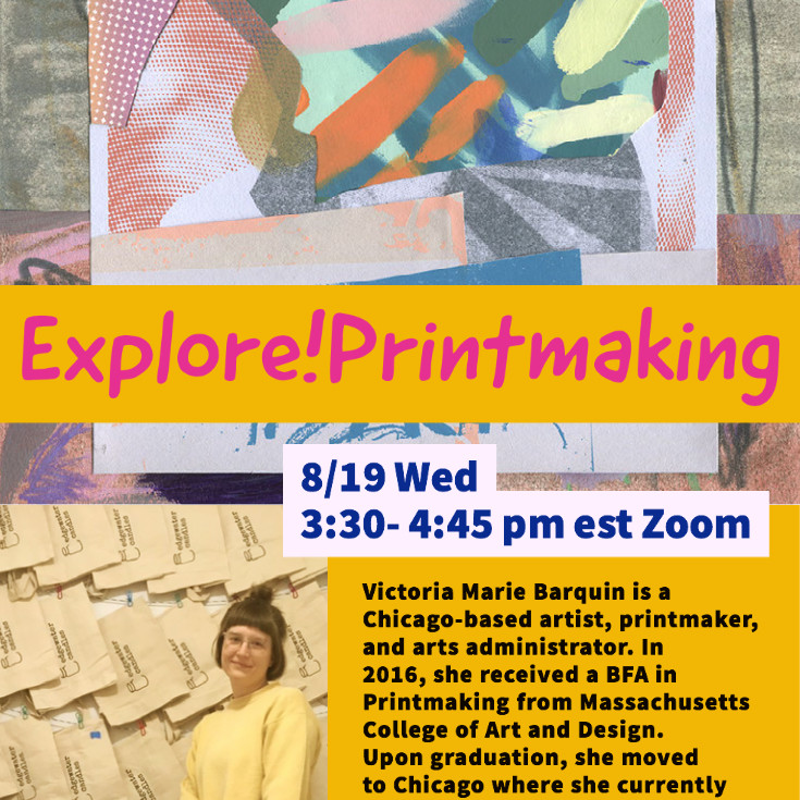 Explore! Printmaking