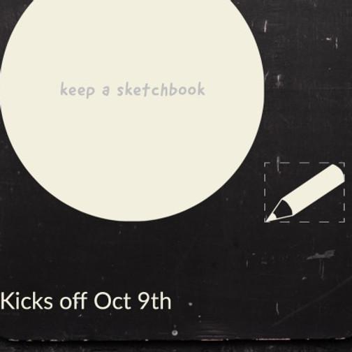 Keep a Sketchbook