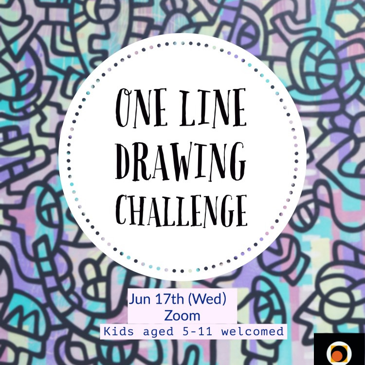One Line Drawing Challenge!