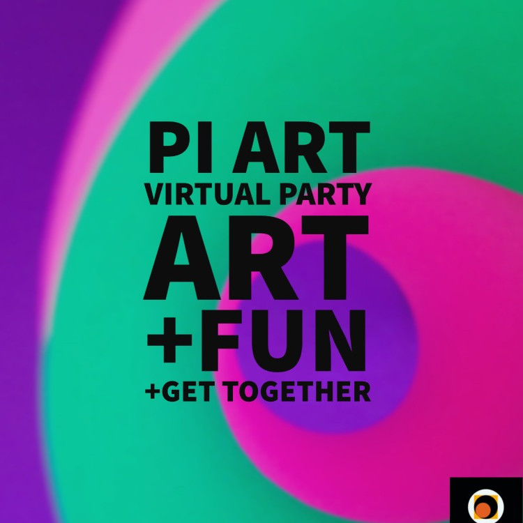 Virtual Drawing Party