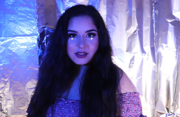 Model: Gina Grace Soto