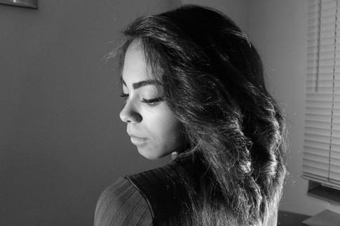 Model: Alexis Hinton