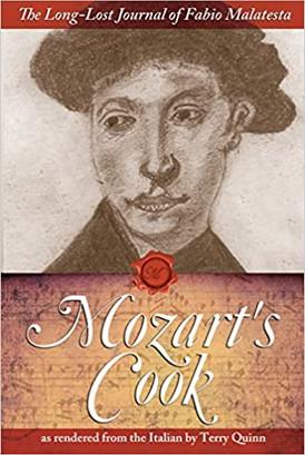 Audio Book: Mozart's Cook