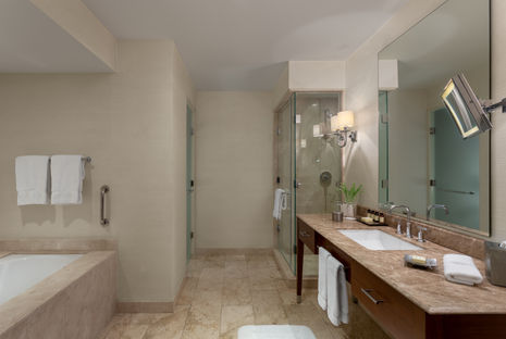 Executive Room, 2 double beds, bathroom.
