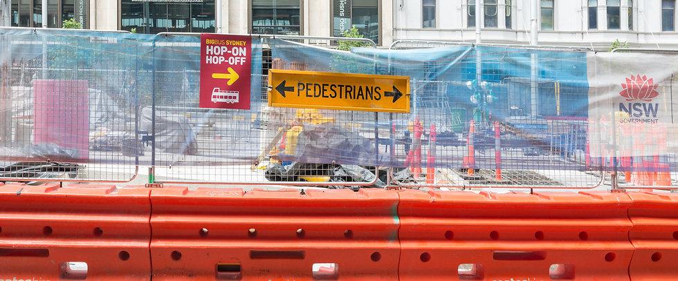 sydney australia road construction