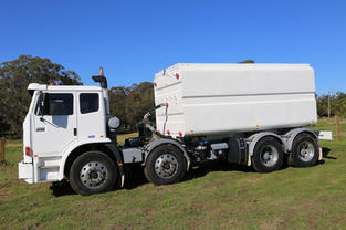 Iveco ACCO 2350G Water Truck with 18,000 Litre Galvanised Tank