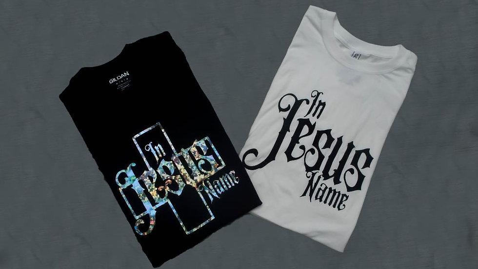 In Jesus Name Spirit Shirt