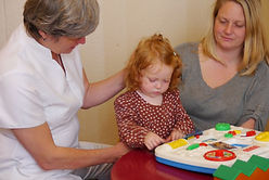 Osteopathy is suitable for all ages