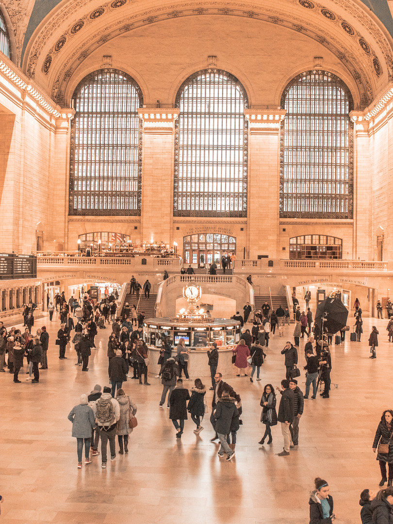Grand Central Station