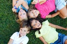 Réflexologie pour les enfants