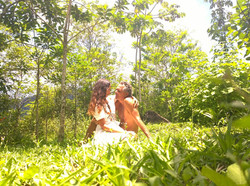 Aline e Luiz Nelson