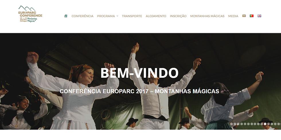 Conferência Europarc 2017 - Montanhas Mágicas