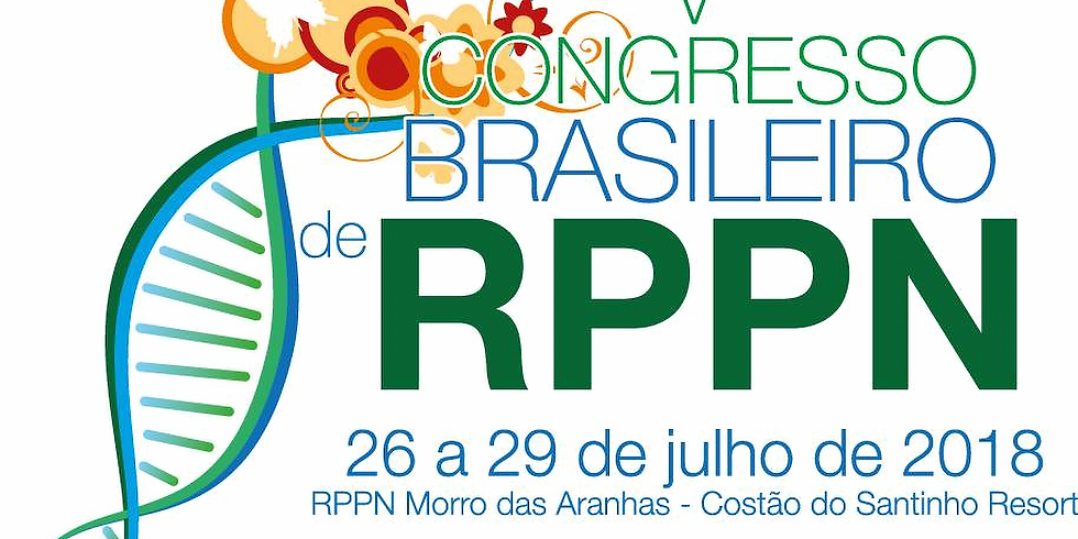 V Congresso Brasileiro de RPPN