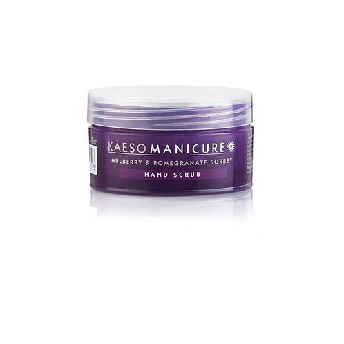 Mulberry & Pomegranate Hand Scrub