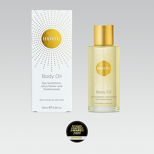 Hayo'u Revive Body Oil