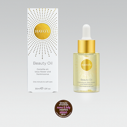 Hayo'u Revive Beauty Oil