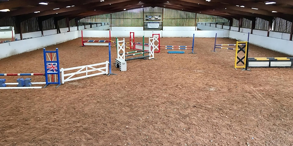 Showjumping Course Hire 01/12/19