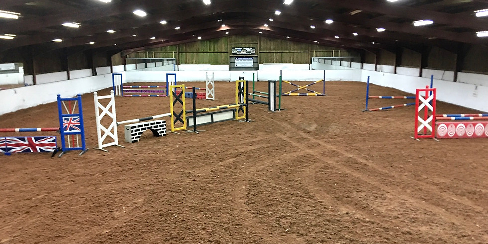 Showjumping Course Hire 28/12/19 & 29/12/19