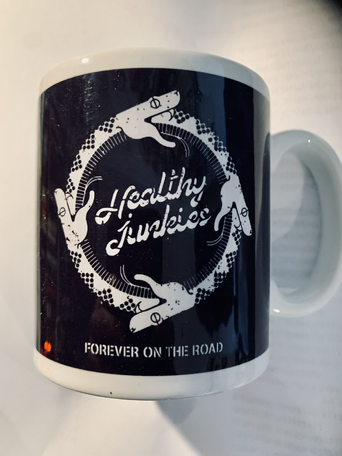 Forever on the road mugs