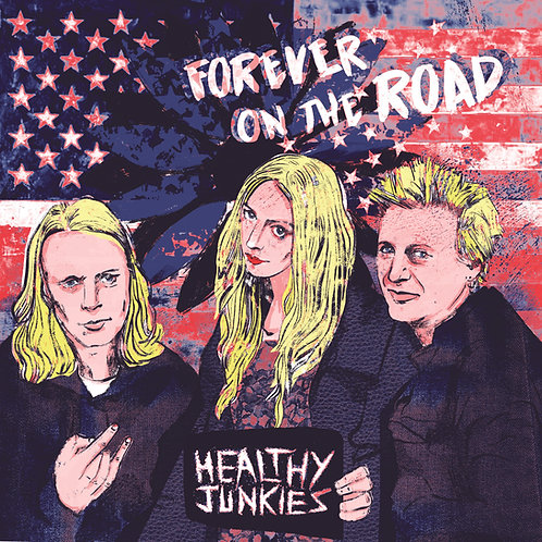 Forever on the road parts CD  1 and 2