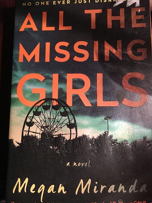 Image result for all the missing girls megan miranda