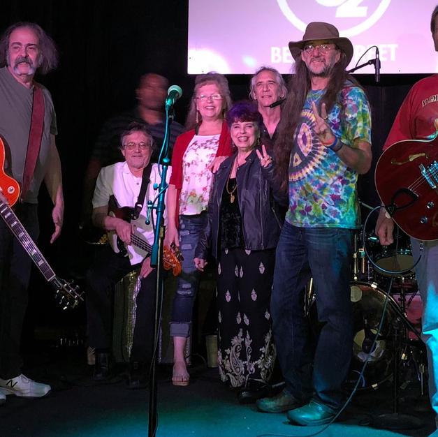 Brad Webb + Memphis Blues Family