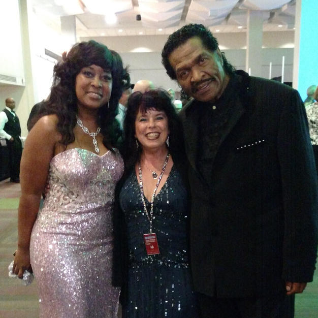 Mrs. & Mr. Bobby Rush