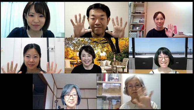 【開催報告】文京区フミコムにてチラシ&SNSオンラインの連続講座が終了