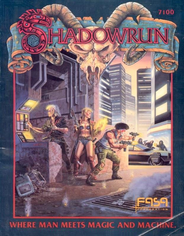 Underrated Classics: Shadowrun