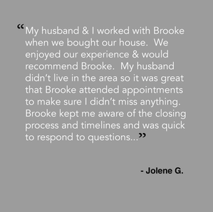 From Jolene G.