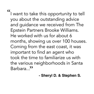From Sheryl D. & Stephen S.