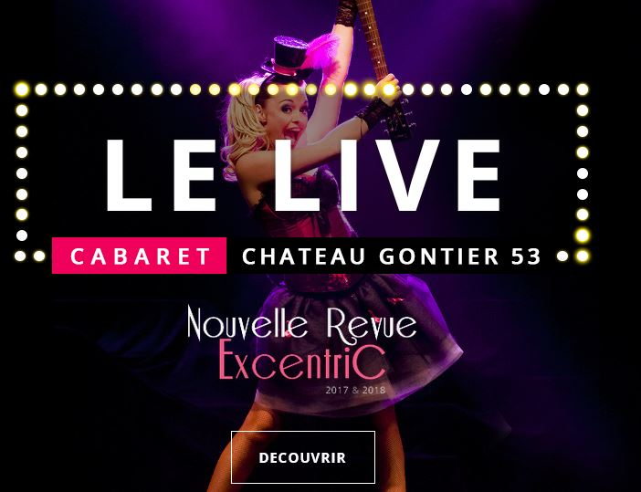 Cabaret le live