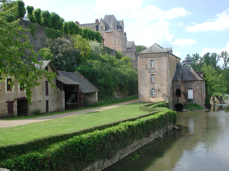 Bord de Mayenne
