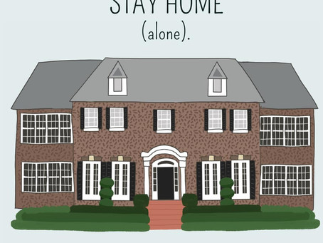 The #StayHome Series