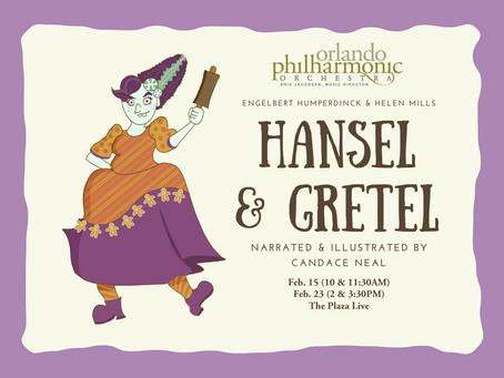 Hansel & Gretel (Orlando Philharmonic Orchestra)