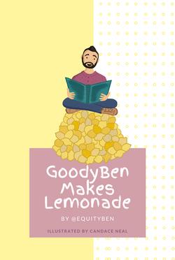 GoodyBen Makes Lemonade Children's Book