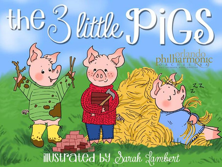 "Symphony Storytime, ""Three Little Pigs"""