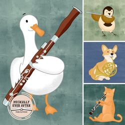 Double Reed Duckling