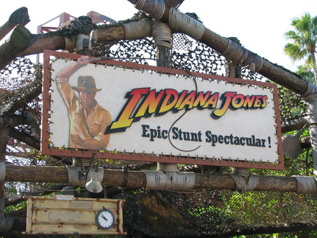 Ongoing: Indiana Jones' Epic Stunt Spectacular