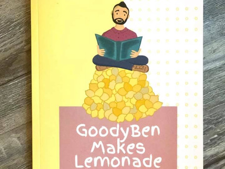 Goodbye Ben Makes Lemonade Coming March 17, 2021!