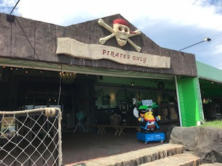 海賊レストラン取材に行ってきました