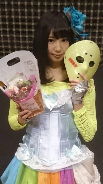 仮面女子・雪乃しほりさん