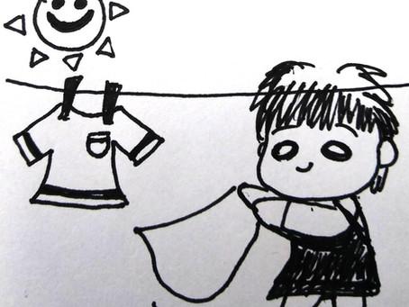 伊東ふれあい歌謡局34【昭和家事シリーズ②洗濯・アーティストメドレー】