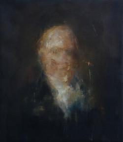 Portrait of Robert Allan, after Raeburn