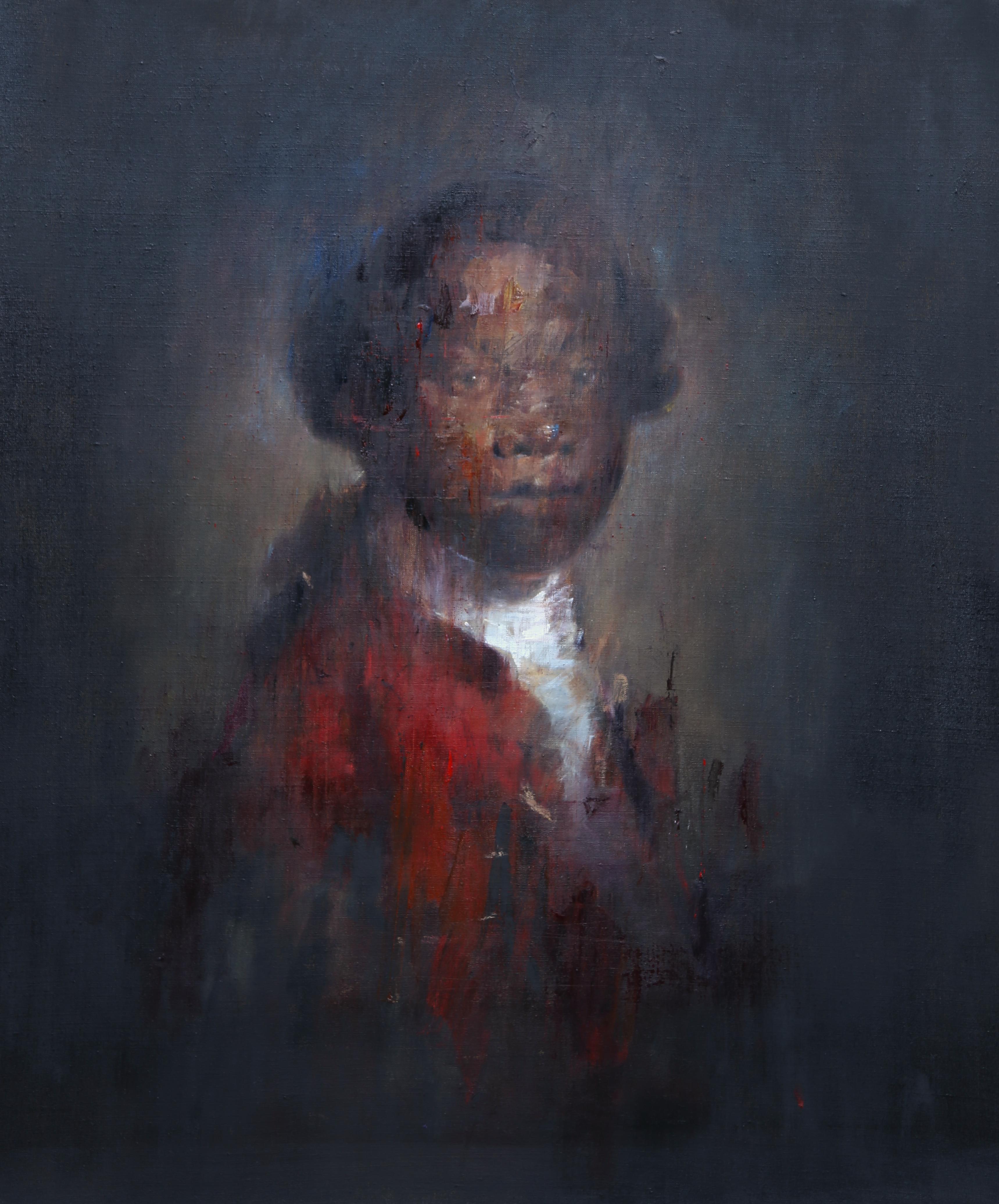 Portrait of an African Gentleman