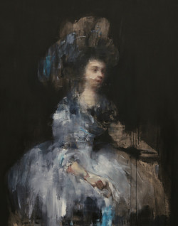 Lady Skipwith, after Reynolds