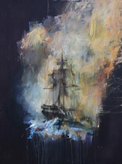 Eighteenth century ship 2