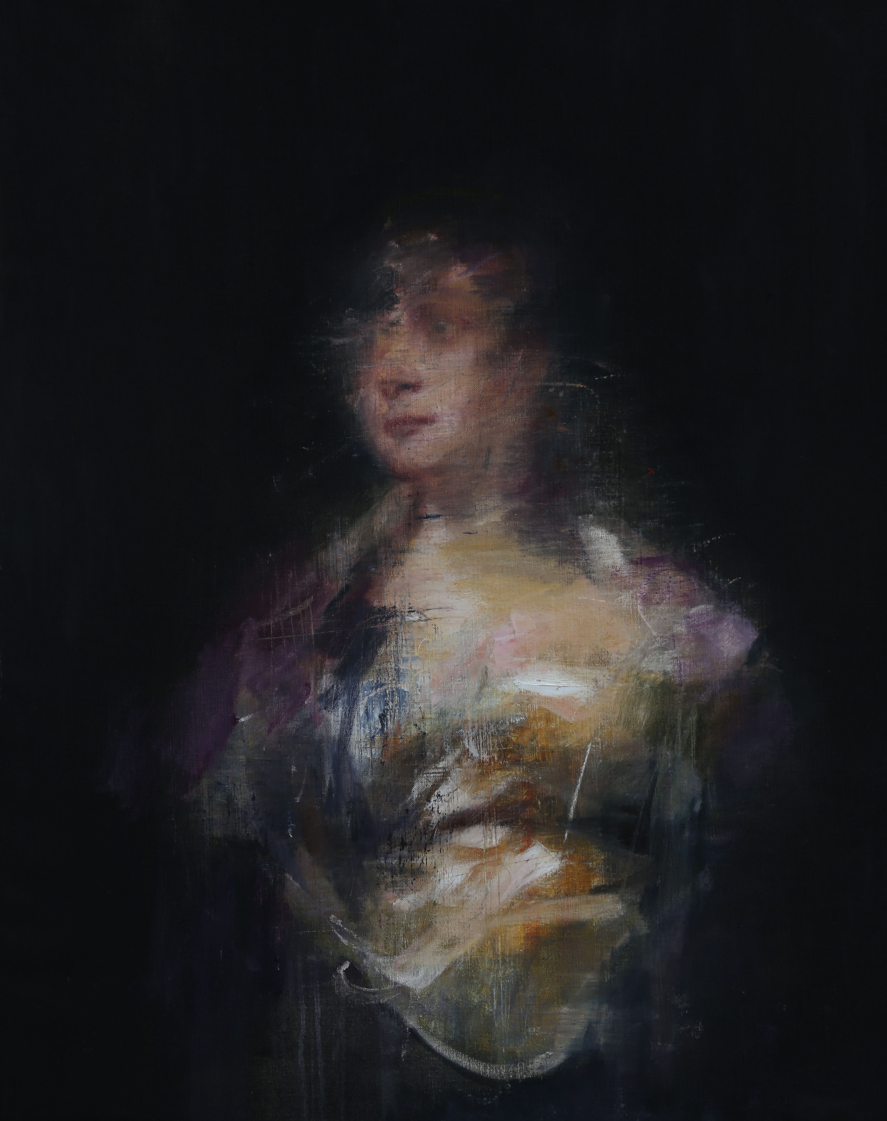 Portrait of Mrs William Urquhart,