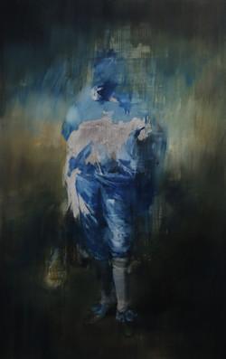 The Blue Boy, after Gainsborough 1